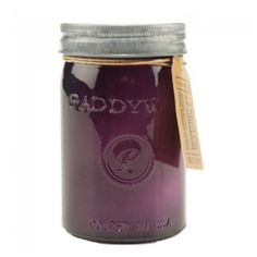 Paddywax Candles Relish Jar Collection Candle, 9.5-Ounce, Eggplant Fig... (€25) ❤ liked on Polyvore featuring home, home decor, candles & candleholders, extra, clear, decor, fig candle, paddywax, figuier candle and relish jar