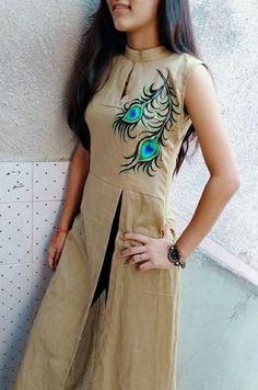 Milan Silk Bollywood Salwar Kameez in Black and Grey with Thread work Embroidery On Kurtis, Kurti Embroidery Design, Embroidery Neck Designs, Embroidery On Clothes, Embroidered Clothes, Embroidery Fashion, Embroidery Fabric, Modern Embroidery, Embroidery Ideas