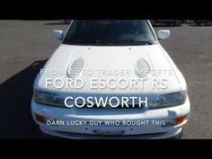 2000 Ford Escort RS Cosworth from Auto Trader Imports Japanese Imports, Ford Escort, Japanese Cars, Auction