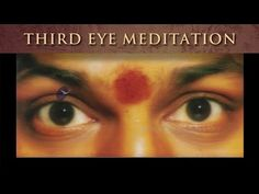 Third Eye Meditation: most ancient, authentic, and powerful meditation guided by Nithyananda - YouTube