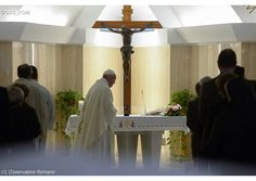 Papa: el cristiano no puede callar el anuncio de Jesús - Radio Vaticano