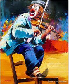 Clown muzikaal