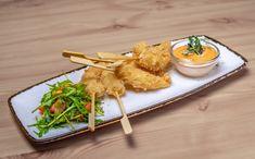 Nu știi ce să comanzi azi ? Te invităm șă încerci creveții noștri delicioși Panko, un produs semnat de Chef Mitea ! Grains, Tacos, Rice, Mexican, Restaurant, Ethnic Recipes, Food, Salads, Diner Restaurant
