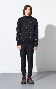 All Over Eyes sweatshirt for Men Kenzo | Kenzo.com