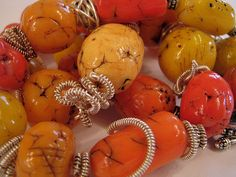 faux amber by b.mariatheresia, via Flickr