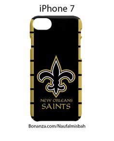 New Orleans Saints iPhone 7 Case Cover Wrap Around