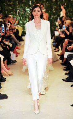 Carolina Herrea New York Bridal Week 2016