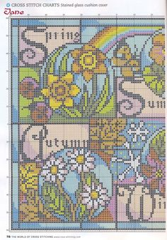 Gallery.ru / Фото #51 - The world of cross stitching 133 - tymannost