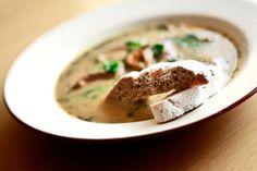 Zupa grzybowa   Przepisy kulinarne - Codogara.pl   Mushroom soup http://www.codogara.pl/9955/zupa-grzybowa/