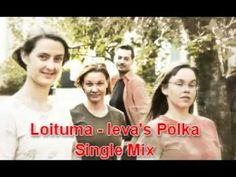 Loituma - ievan Polkka. Probably the most famous piece of folk music from Finland, this is the jazzed up version - the acapella version went viral years ago. Absolutely infectious!