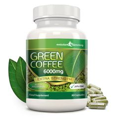 Powerful weight loss strength 6,000mg per day Contains 20% CGA for fast results with no side effects Great energy boosting made from pure decaffeinated coffee beans