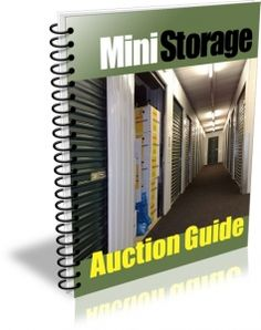 Get into the Storage Auction business, it's easy.
