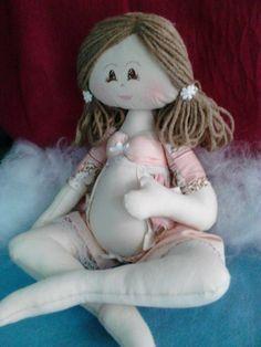 molde de boneca de pano gravida - Pesquisa Google