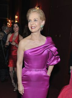 | Carolina Herrera Designer Carolina Herrera attends the 2011 American ...
