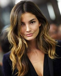 hair+down+hairstyles,++long+hairstyles+-+balayage+hairstyle+for+long+hair