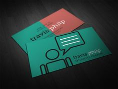 Business Card Design by Fandango Media Group http://www.fandangomediagroup.com #businesscard #responsive