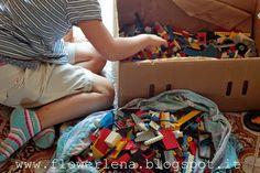Alta Priorità: How to wash Lego  Come lavare le Lego