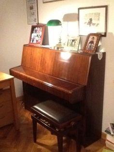 Vendesi pianoforte a parete