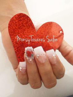 . Heart Ring, Diamond Earrings, Makeup, Jewelry, Make Up, Jewlery, Jewerly, Schmuck, Heart Rings
