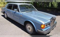 For less than ten grand, would any of you buy a used Rolls-Royce, even a really nice one? #RollsRoyce