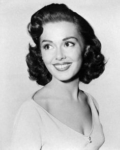 Barbara Rush - (It Came From Outer Space 1953 - When Worlds Collide 1951)