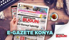 E Gazete Konya Haber   Mobil eHaber Konya   E-Gazete Oku Konya e Haber   Anadoluda Bugün 14-11-2017 eGazete #E-Gazete
