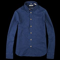UNIONMADE - Levi's Made and Crafted - One Pocket Shirt Chambray
