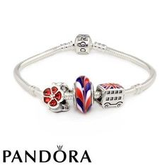 Pandora Best Of British Bracelet 79451