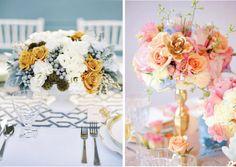 25 Stunning Wedding Centerpieces - Part 4 by Belle The Magazine