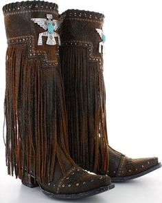 d340af51f5 Cowgirl Boots - Over 2,500 Styles and 1,000,000 pairs in stock. Stiefel TaschenFransen ...