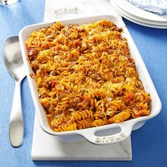 Tex-Mex Pasta Recipe- Recipes After a recent surgery, I wasn't able to stock up on groceries. One night, I looked in my pantry and created this. The results were fabulous! Casserole Recipes, Pasta Recipes, Dinner Recipes, Cooking Recipes, Dinner Ideas, Pasta Casserole, Supper Ideas, What's Cooking, Keto Recipes