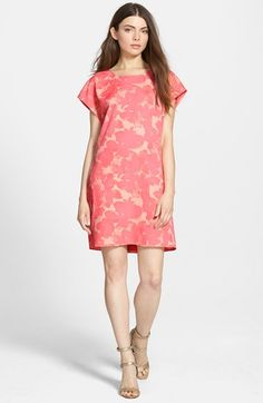 Chelsea28 Short Sleeve Shirtdress available at #Nordstrom