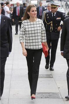 Copia el look de la Reina Letizia del Día de la Banderita en El Corte Inglés