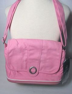 converse all star bag pink