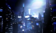 Digital Urban: INSILICO: Second Life Cyberpunk City