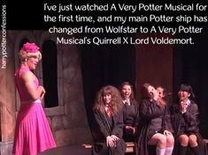 Ive just watched A Very Potter Musical for the first...