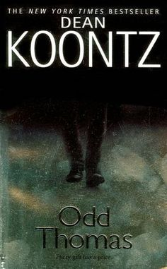 love the Dean Koontz book series of Odd Thomas, cant wait for the movie!