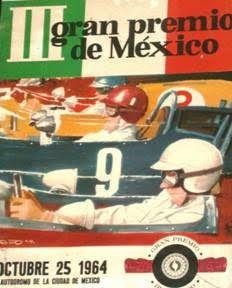 la historia del Gran Premio de México entre 1963 y 1970   Atraccion360