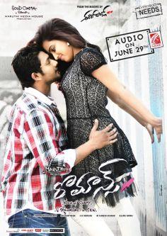 Romance Telugu Movie Watch Full Online for free Hindi Movies, Telugu Movies, Dvd Blu Ray, Font Styles, Latest Movies, Romance, Couple Photos, Movie Posters, Watch