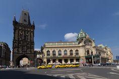 Prag Pulverturm