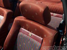 1991 Vw Cabriolet Etienne Aigner Edition Interior