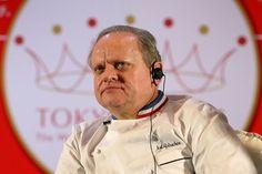 Chef Joel Robuchon.