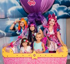 My Little Pony Birthday Party Ideas | Photo 2 of 41 | Catch My Party