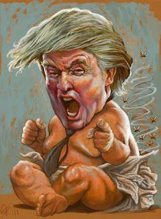 Trump Tantrum