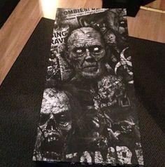 Custom Dead Zombies Coffee Table | eBay