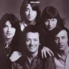 """Hollies"" (1974, Epic).  Contains ""The Air That I Breathe."""