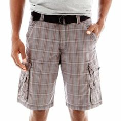 Lee® Wyoming Belted Cargo Shorts - JCPenney