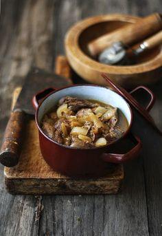 """Receta 918: Higaditos de pollo - 1080 Fotos de cocina - proyecto basado en el libro """"1080 recetas de cocina"""", de Simone Ortega. http://www.alianzaeditorial.es/minisites/1080/index.html"""