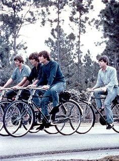 The Beatles! L-Ringo,George,John,Paul