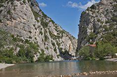 Les Gorges de Gouleyrous. Vingrau. Languedoc-Roussillon